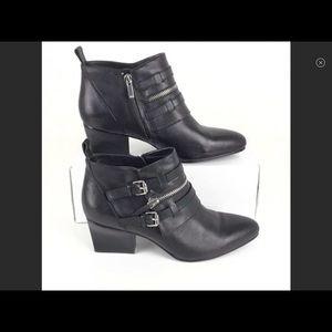 SOLD:  Karen Millen Motorcycle boots NEW